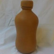 Devayani's Earthen Water Bottle/पाणी बाटली