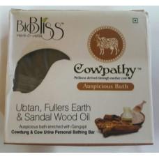 Cowpathy Soap Auspicious Bath   (उटणे, मुलतानी माती, चंदन लाकडाचे तेल)